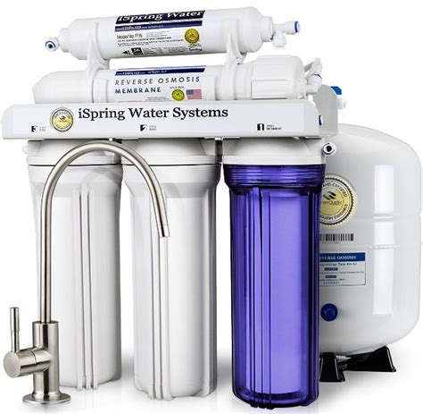 sink water softener 5 best water filter systems top sink water