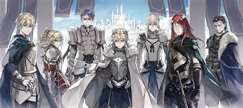 imagenes del anime vire knight fate grand order zerochan anime image board