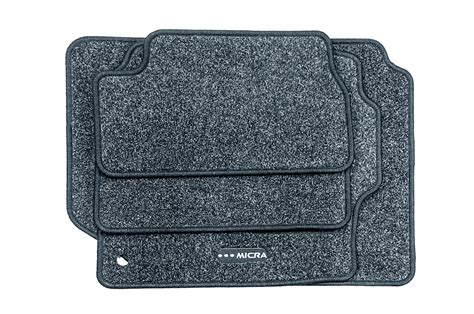 nissan micra genuine car floor mats tailored ke755ax631 k12