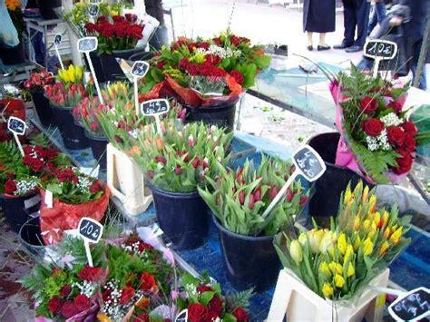 mercato fiori napoli il mercato dei fiori foto di nizza costa azzurra