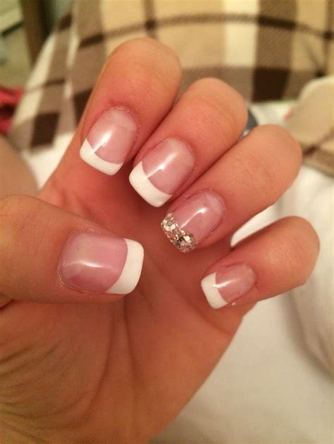 Gel Nails With Tips by 17 Best Images About Nails On Accent Nails