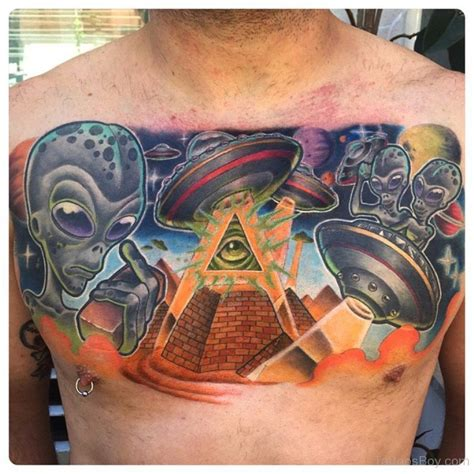 ufo tattoo tattoos designs pictures page 2