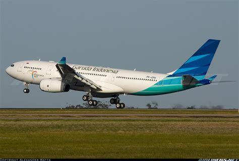 Aa Garuda Indonesia Airbus Pesawat Terbang sepenggal catatan yang tersisa pelayanan prima
