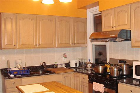 ideas for painting kitchen walls orange kitchen walls ideas quicua