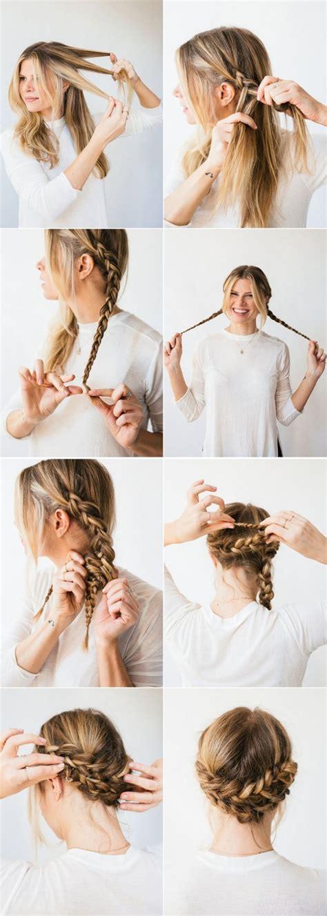 tutorial rambut kondangan 7 gaya rambut unik yang membuat tilanmu tetap stylish