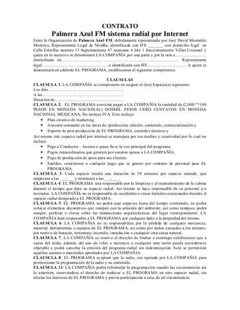 contrato de espacio para estacionamiento leyescompy contrato arrendamiento para espacio publicitario
