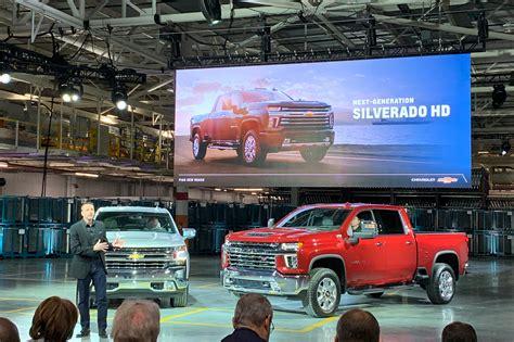 2019 Silverado Unveil by 2020 Chevrolet Silverado Hd Built In Flint