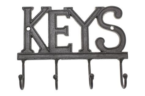 Decorative Wall Mounted Key Holder by Key Holder Wall Mounted Western Key Holder 4 Key
