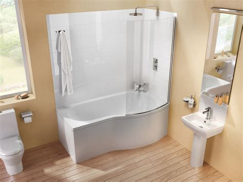 bath and shower cleargreen eco shower bath lh