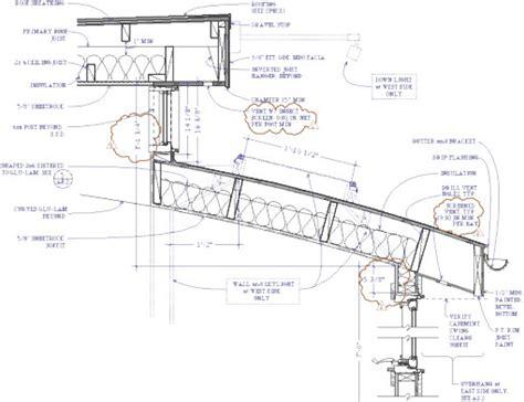 Clearstory Windows Plans Decor Actual Size Architecture Geoffrey Gainer Portfolio