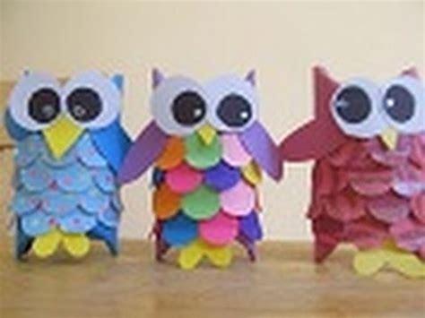 como hacer buhos de carton con papel higienico cajitas b 250 ho recicladas para san valent 237 n floritere