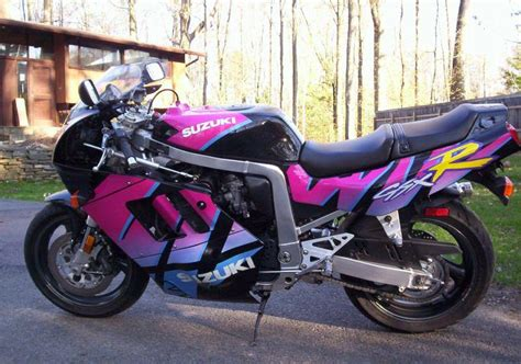 Pink Suzuki Motorcycle Anyone Still Their Cb1100 If So Some Info About