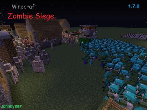 Zombie Siege Tutorial | zombie siege minigame 1 7 4 v1 4 achievements