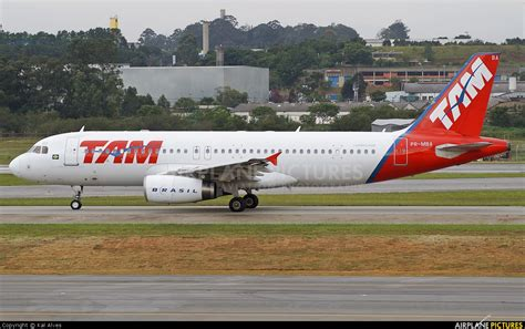 Pr Mba by Pr Mba Tam Airbus A320 At S 227 O Paulo Guarulhos Photo