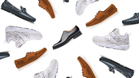 7 Pairs Of Shoes by 7 Pairs Of Shoes Every Should Own T C Ph