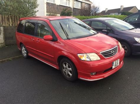2001 mazda mpv for sale 2001 mazda mpv for sale for sale in rathnew wicklow from