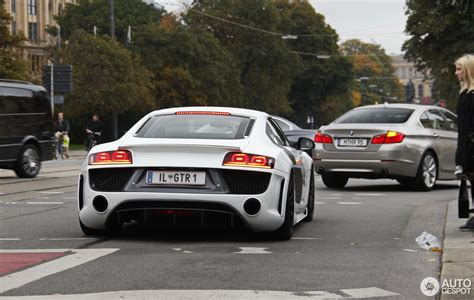 Audi R8 V10 Tuning by Audi R8 V10 Regula Tuning 11 Oktober 2015 Autogespot