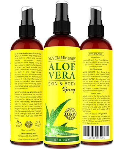 cortana who invented hair spray aloe vera spray for face skin hair 99 organic made in usa