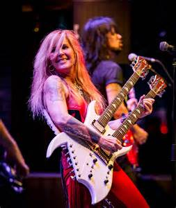 Lita Ford Lita Ford Concert At Bowl In Las Vegas