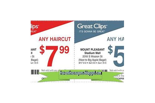 great clips haircut coupon online