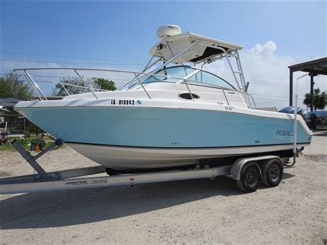 robalo boats houston texas 2005 robalo r265 26 foot 2005 robalo motor boat in