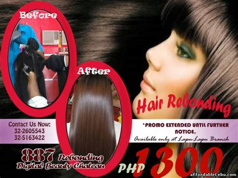 hair perm in cebu city hair rebonding offer cebu city cebu philippines 32524