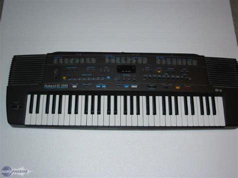 Keyboard Roland E Series roland e 38 image 489932 audiofanzine