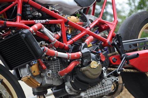 Ducati St4 Motorrad Umbau by Radical Ducati 9 Modellnews