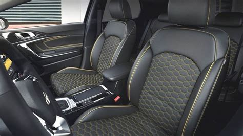 kia xceed  dimensions boot space  interior