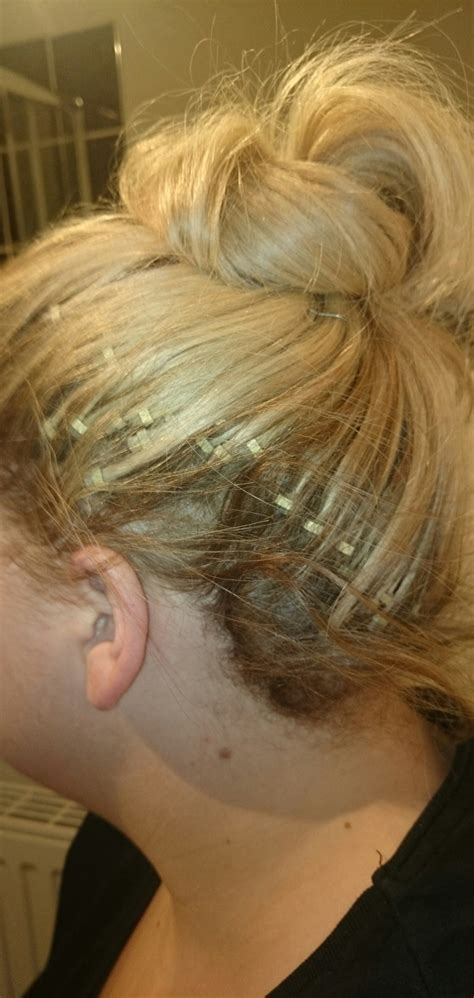 how to put your hair up with extensions allblogeverything hair food fashion selfies