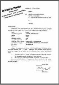 contoh format kontrak pengadaan jasa lainnya dengan surat