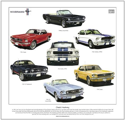 classic mustang parts uk classic mustang print shelby gt350