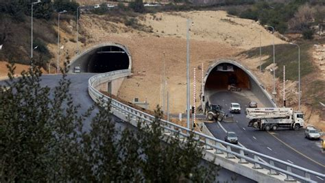 the tunnel through time a new route for an journey books jerusalem tel aviv highway closes overnight as new tunnels