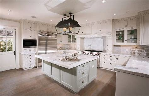 Kitchen With Island Bench by Classy Coastal Look With Hampton Style Kitchens