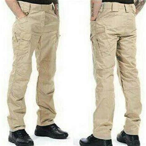 Celana Cargo Pendek Dc Krem celana blach hawk panjang dan pendek black hawk
