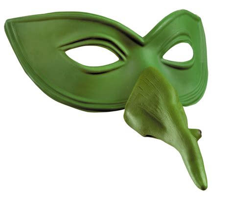 How To Make A Witch Nose Out Of Paper - witch nose eye mask costume mask scary rubber