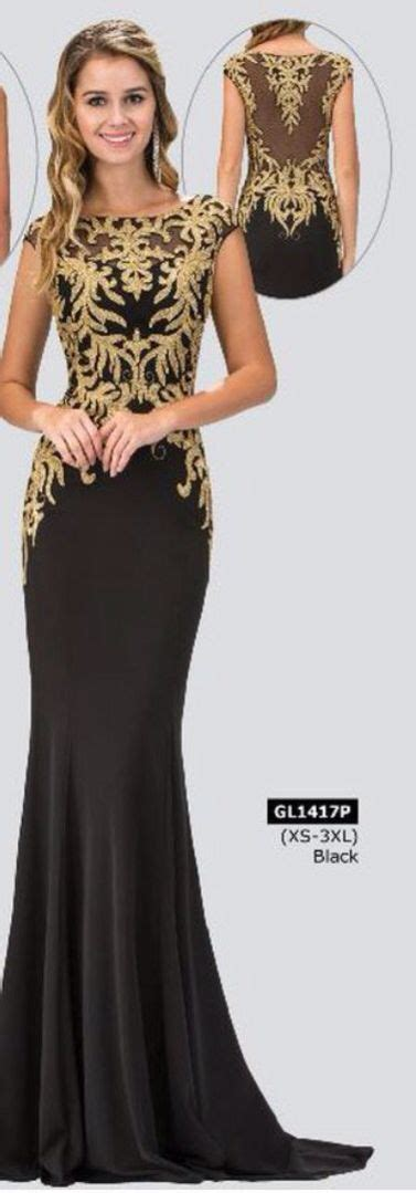 best 25 gold and black dress ideas on black
