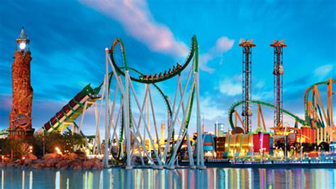 theme parks in us top 10 amusement and water parks in the us according to