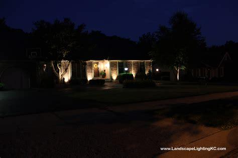 Lighting Fixtures Kansas City Kansas City Missouri Landscape Lighting System Installation