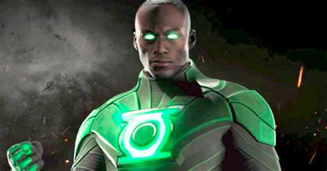 tyrese gibson finally cast as green lantern in justice league recknews