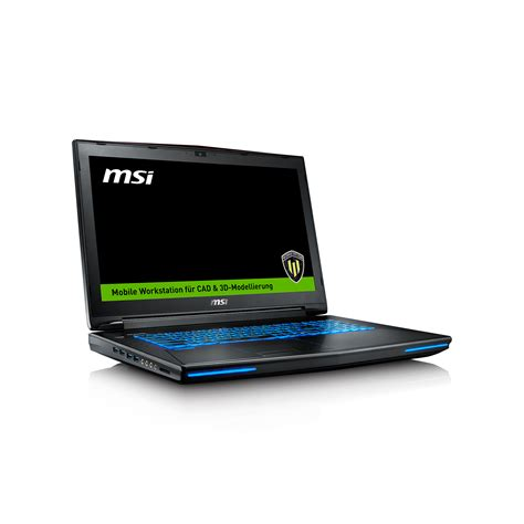 Msi Wt726qj I7 6700hq 16gb 1tb Quadro M2000m 4gb 173 Win10 Pro 4 msi wt72 mobile workstation 17 3 quot fhd intel i7