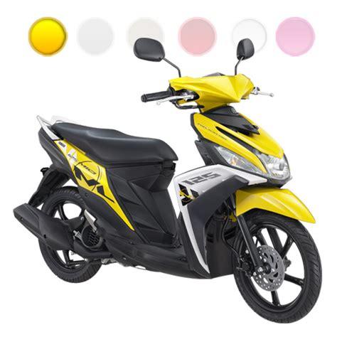 Kas Ganda Mio J Mio Soul Gt yamaha sumatera barat tjahaja baru