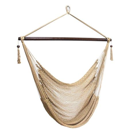 Apricis fashionable hanging caribbean hammock chair for indoor or outdoor pounds ebay