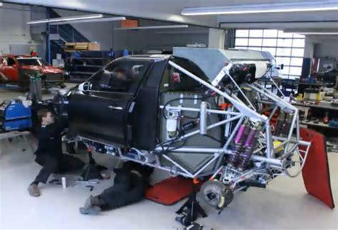 Rally Auto Aufbauen by Neues Zeigt Aufbau Des X Raid Mini All4 Racing F 252 R Dakar