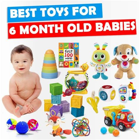 30 best toys for 3 toys for 6 month olds wow