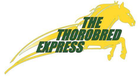 logo express ky ksu s thorobred express rolls into elizabethtown ky