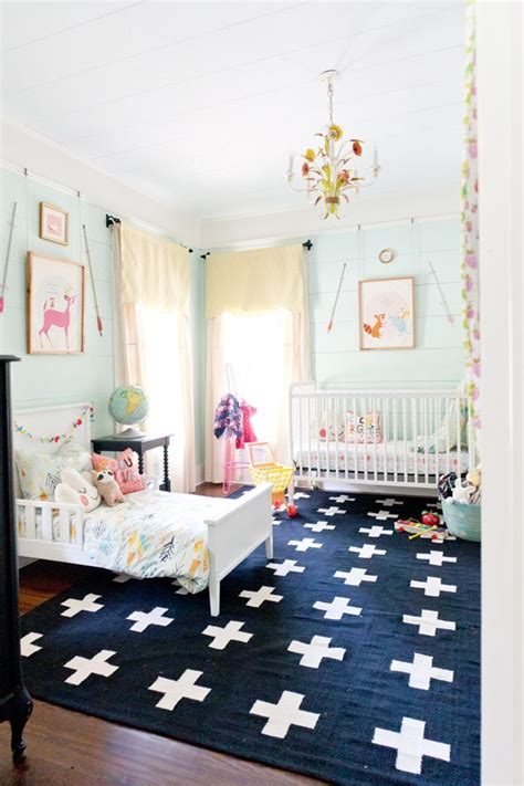 Shared Bedrooms | shared kids bedroom ideas for most sibling combinations