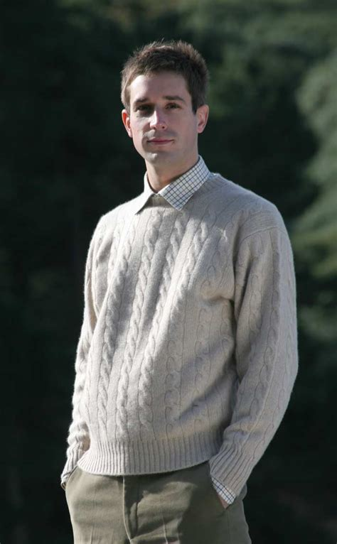 scottish cable knit sweaters gents luxury scottish sweater cable knit by scotweb
