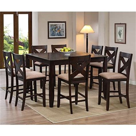 Big Lots Dining Room | metro 5 piece pub set at big lots dining rooms pinterest