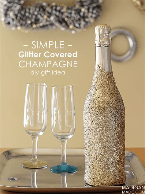 30 exceptionally shiny diy glitter project ideas for